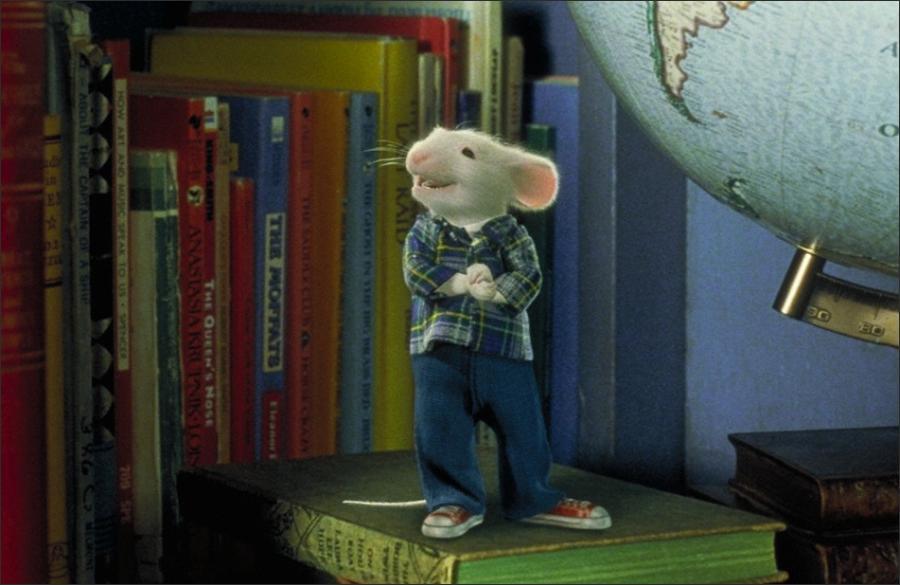 Stuart Little 1999 90 S Movie Nostalgia