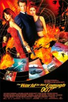 The World Is Not Enough Movie Poster (1999)
