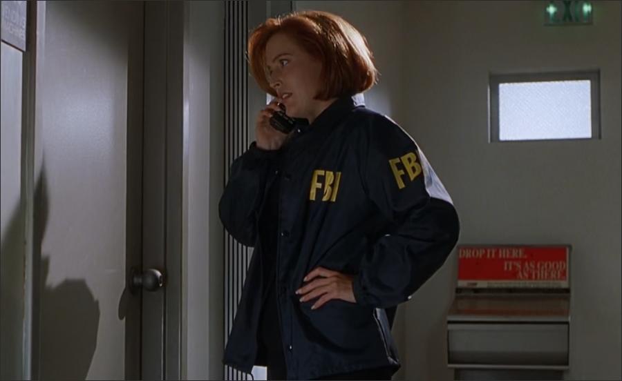 The X Files 1998 90 S Movie Nostalgia