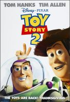 Toy Story 2 Movie Poster (1999)