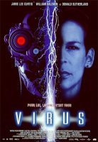 Virus Movie Poster (1999)