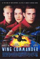 Wing Commander Movie Poster (1999)