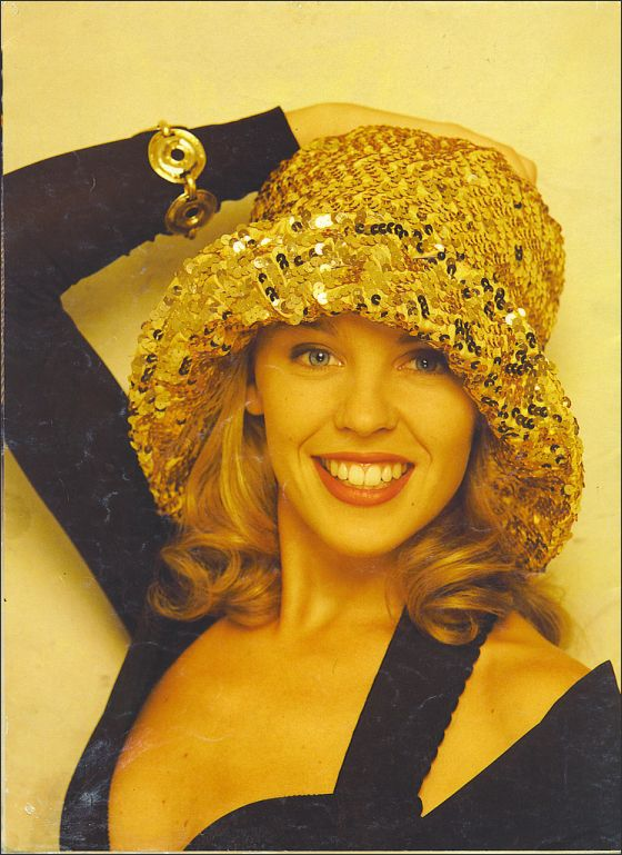 Kylie Minogue 80's Gallery 3 - Picture 72 Quotes About Change