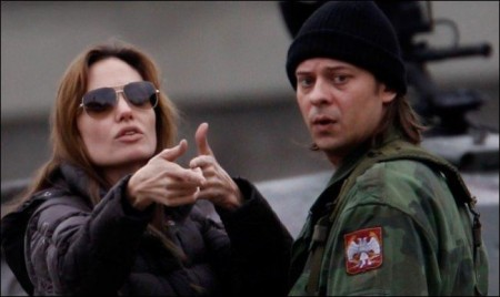 Angelina Jolie and Crafting A Vision for Bosnian War
