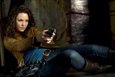 One for the Money featuring Katherine Heigl as a bounty hunter