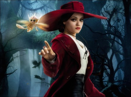 Oz: The Great and Powerful Confirms Mila Kunis