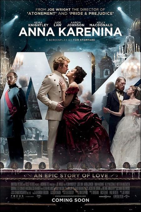 New Anna Karenina Poster Released