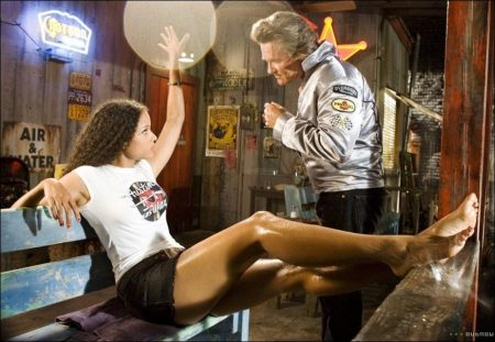 Death Proof: Fifth of the Tarantino Movies
