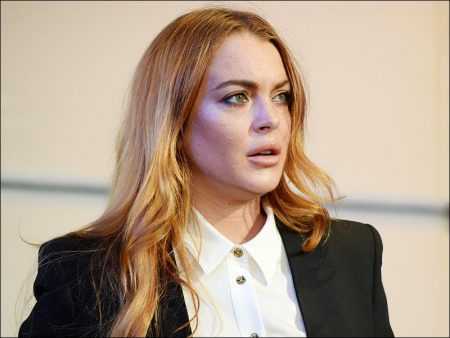Lindsay Lohan arrested again in New York City