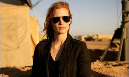 Jessica Chastain: Here comes Maya, the Killer
