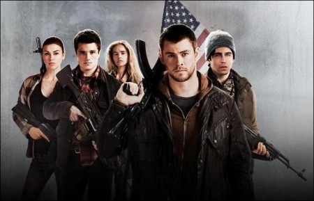 Red Dawn: Reboot of the 1984 box office cult-classic