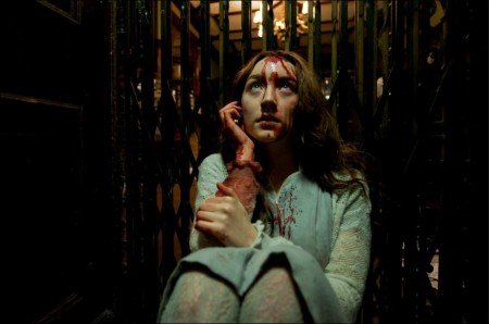 Saoirse Ronan as Eleanor in Byzantium.