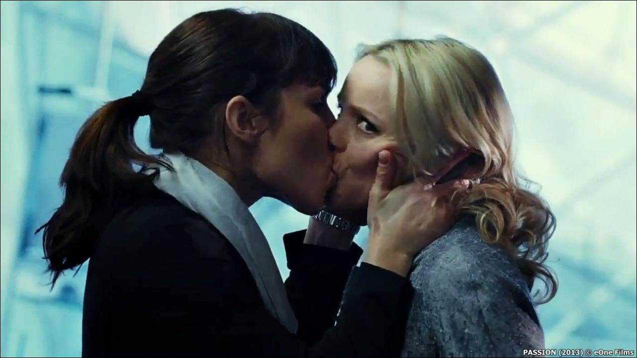 Rachel mcadams and noomi rapace passion 2