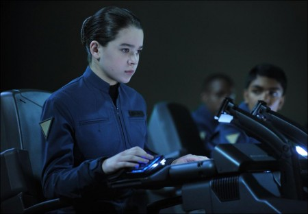 Ender's Game - Hailee Steinfeld