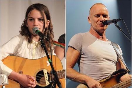 Sting's daughter Eliot Coco Sumner turns rock star