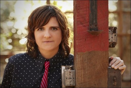 Amy Ray of Indigo Girls talks about happy days