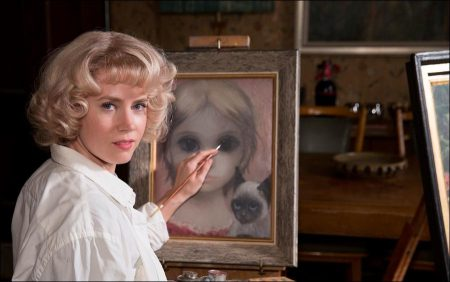 All About Tim Burton's Big Eyes Movie