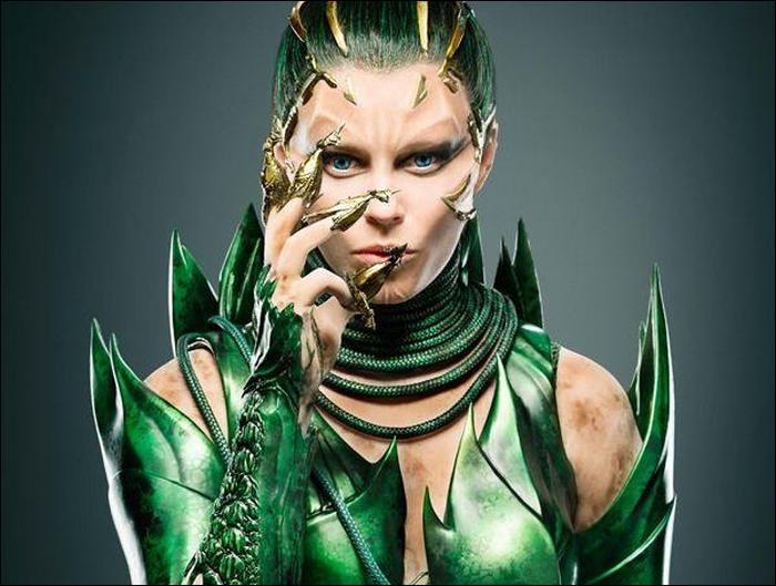 Elizabeth Banks signed to play Rita Repulsa in the Power Rangers