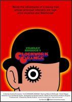 A Clockwork Orange Movie Poster (1971)
