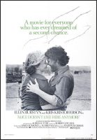 Alice Doesn't Live Here Anymore Movie Poster (1974)