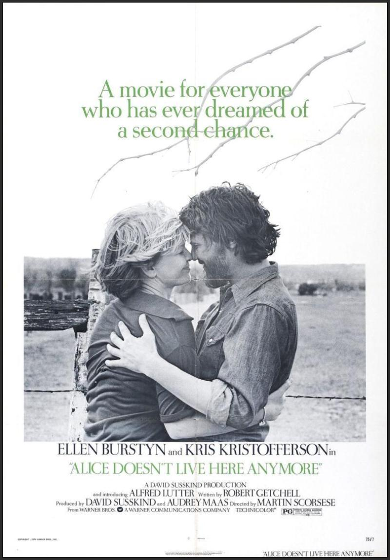 alice doesnt live here anymore 1974 movie nostalgia