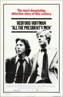 All the President's Men Movie Poster (1976)