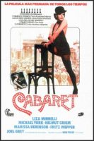 Cabaret Movie Poster (1972)