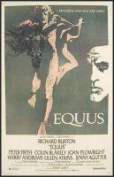 Equus Movie Poster (1977)