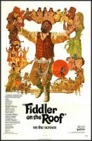 Fiddler on the Roof Movie Poster (1971)