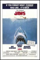 Jaws Movie Poster (1975)