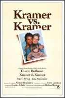 Kramer Vs. Kramer Movie Poster (1979)