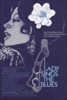 Lady Sings the Blues Movie Poster (1972)