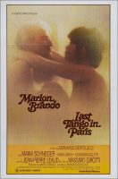 Last Tango in Paris Movie Poster (1972)