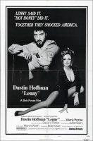 Lenny Movie Poster (1974)