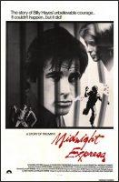 Midnight Express Movie Poster (1978)