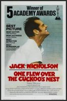 One Flew Over the Cuckoo's Nest Movie Poster (1975)