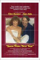 Same Time, Next Year (1978) Movie Poster