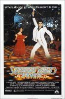 Saturday Night Fever Movie Poster (1977)