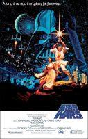 Star Wars Movie Poster (1977)