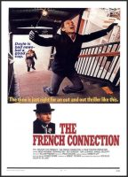 The French Connection Movie Poster (1971)