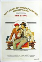 The Sting Movie Poster (1973)