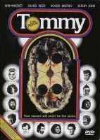 Tommy Movie Poster (1975)