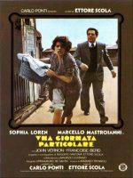 Una Giornata Particolare Movie Poster (1977)