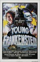 Young Frankenstein Movie Poster (1974)