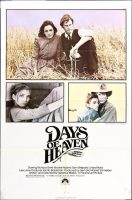 Days of Heaven (1978) Movie Poster