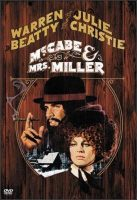 McCabe and Mrs. Miller (1971) Movie Poster