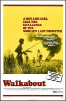 Walkabout Movie Poster (1971)