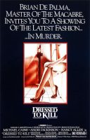 Dressed to Kill Movie Poster (1980)