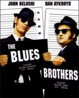 The Blues Brothers Movie Poster (1980)