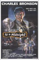 10 to Midnight Movie Poster (1983)